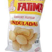 PATATAS FRITAS ONDULADAS (200 g) (Caja)