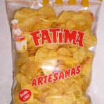 PATATAS FRITAS SELECCION 400 GMS